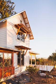 ideagarden eco-farmhouse, dwell