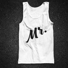 Mr. by AwesomeBestFriendsTs on Etsy, $26.00