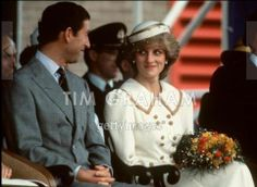 June 15, 1983: Prince Charles & Princess diana in Halifax, Nova Scotia. (Day 2)