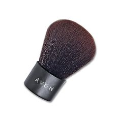 "Avon Pro Kabuki Brush: Give your look the pro treatment with our new expertly designed brushes with high-quality bristles. Nylon bristles. 2 1/4"" L. Shop at www.youravon.com/sweetpea"