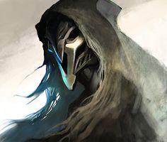 ArtStation - Reaper, Linda Treffler
