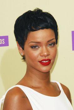 Rihanna - Red Lips