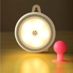 Infrared PIR Auto LED Sensor Light LED night light usd in wall, cabinet, Corridor,porch, bedside etc  free shipping $44.98 Led Night Light, Light Bulb, Night Lights, Light Led, Porch Lamp, China Lights, Light Project, Light Sensor, Ceiling Lamp