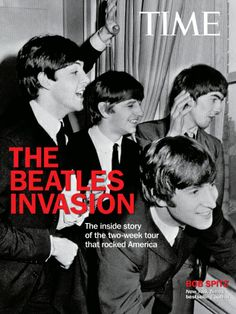The Beatles Invasion magazine