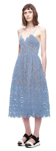 Azaelea Dress in Blue 240 GBP