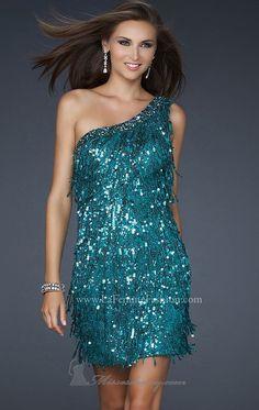 Vestido La Femme 17093 - MissesDressy.com