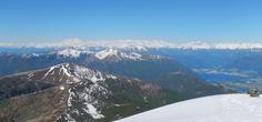 Blick vom Gipfel Richtung Westen