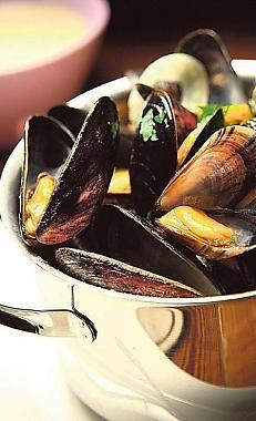 Sinisimpukat merimiehen vaimon tapaan - HS.fi - Ruokaohjeet - Reseptit