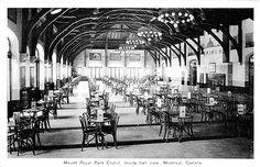 Mont Royal Chalet (reception venue ideas)