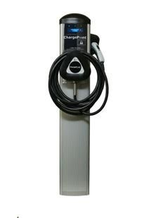Electric vehicle charging stations in place at 14 JBG Cos. Electric Station, Gas Station, Electric Vehicle, Electric Cars, Management Company, Property Management, Glass Display Shelves, Floating Cooler, Ev Charger
