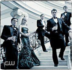 The Original Family (TVD) Fin, Rebekah, Klaus, Elijah, & Kol