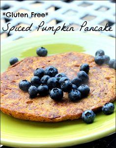 Pumpkin Pancakes wit