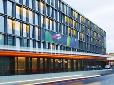 CitizenM Schiphol expansion | Sleeper