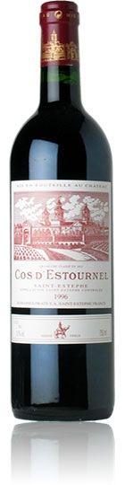 1996 Chateau Cos d@Estournel, 2eme Cru Classe, St-Estephe