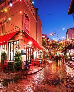 Rainy Day - Karakoy, Istanbul... by Bihter Tekin (bihterelis)