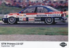 Nissan Primera 2.0 GT STW (Sept. 1997)