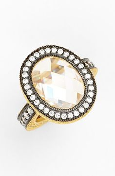 Freida Rothman Cocktail Ring available at #Nordstrom