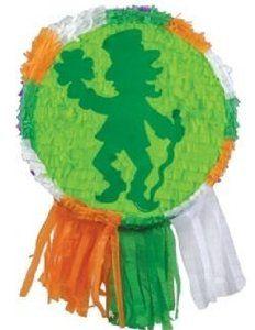 Green Zombie Bunny Pinata Aztec Imports Inc.