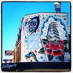 Bondi Beach, Theme Song, Kustom, Urban Art, Summer Time, Photo Art, Graffiti, House, Daylight Savings Time