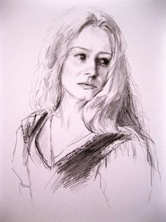 Eowyn sketch --By Sydni Kruger Ring Sketch, Face Sketch, Hobbit Art, The Hobbit, Sick Drawings, Shield Maiden, Character Sketches, Fan Art, Middle Earth