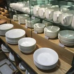 MUJI Bone China Dishware — Maxwell's Daily Find 03.10.14