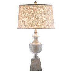 Antiquus Table Lamp - $65