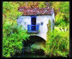 OLD BOATHOUSE IN COJA, PORTUGAL BY JOHN PATTISON. Dynamic Auto Painter is a sophisticated set of digital brushes and controls allowing creation of paintings based on reference photos. With skill these digital paintings and those of traditional media are indistinguishable. Scroll through Pinterest pins of high quality Dynamic Auto Painter artwork and see if you are not impressed with digital paintings. SEE MORE DIGITAL PAINTING AS ART NOW.... https://richard-neuman-artist.com/works