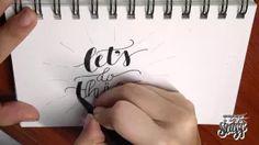 lettering - YouTube