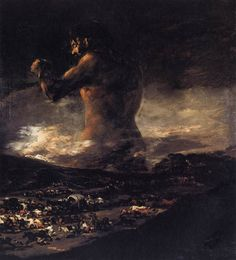 Francisco Goya: El coloso