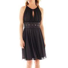 jcpenney.com | Jessica Howard Sleeveless Beaded Dress