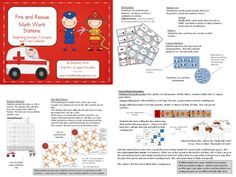Fire Safety and Community Helpers-FREEBIE