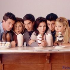Friends, best show ever