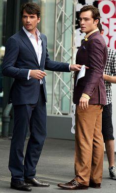 Rufus Humphrey Played By Matthew Settle In Gossip Girl, 2010