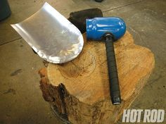 Basic Techniques To Metal-Shaping From Home - Hot Rod Network