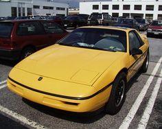 Pontiac Fiero Formula 1988 V6