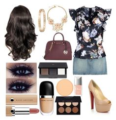 """"""""""" by loganoliviah ❤ liked on Polyvore"""