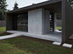 Protected house - Architecture from the Sergey Makhno – mahno.com.ua