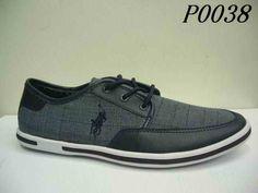 Polo Ralph Lauren Mens Damier Casual Shoes P00104
