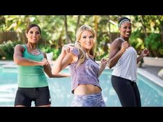 25-Minute Cardio Dance Workout ‹ Hello Healthy
