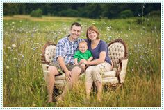Still love this one! And to think this was taken right in front of my house! #Settee, #family #portrait #tallgrass