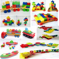 Mainan Kayu Balok Transportasi Geometri.  Berat: 1000gr. Manfaat Kereta Sablon Sebagai Mainan Edukatif Anak:  1. Melatih sensorik dan motorik anak 2. Melatih koordinasi mata dan tangan 3. Melatih konsentrasi dan ketelitian 4. Melatih kreativitas dan kesabaran. 5. Pengenalan warna dan bentuk. 6. Pengenalan transportasi. 7. Pengenalan geometri. 8. Pengenalan angka.