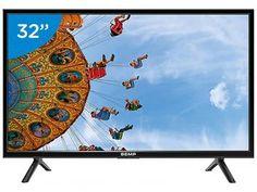 "TV LED 32"" Semp L32D2900 Conversor Digital - 3 HDMI USB Tv Led 32, Smart Tv, Apple Tv, Monitor Tv, Blu Ray Player, Usb, Outdoor Blanket, Tapestry, Products"