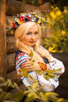 How to meet Eastern European brides? Women from Ukraine and Russia are looking for good, honest and reliable men like you! Find your love easy! Most Beautiful Women, Beautiful People, Costumes Around The World, Ukraine Girls, Folk Fashion, Folk Costume, Happy Women, Beauty Women, Clothes For Women