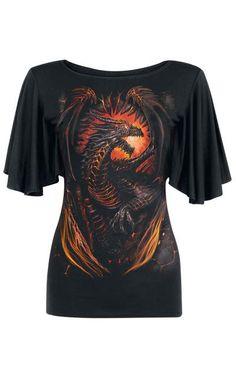 Dragon Furnace by Spiral