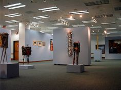 Fourth Floor Art Gallery-This is the art galley @ Prairie View A University, Prairie View, Texas University Housing, Floor Art, Black Artists, Exhibitions, American Art, Museums, Programming, Galleries, Afro