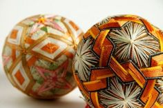 japanese thread balls - Google Search