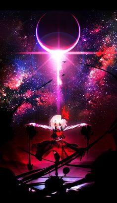 Animated :: Rumia :: Darkness will swallow you whole, your irrational actions have brought you here.
