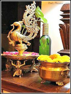 Brass Collectibles Brass Collection Brass D Cor Brass Vignettes Diwali D Cor Diwali Indian Home