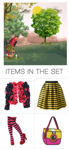 """""""Girls donald is home he is taking a bath, oh my god, i need my magnifying glass"""" by vlaggetje ❤ liked on Polyvore featuring art"""