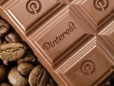 Pinterest Chocolate Bars Look Great - Pinterest and chocolate.....what a great combo!  :)